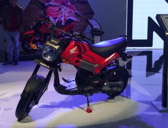 Auto Expo 2016: Honda launches the Navi at Rs 39,500 in India!