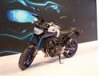 Auto Expo 2016: Yamaha launches MT-09 at Rs 10.2 lakh in India!