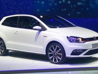 Auto Expo 2016: Volkswagen Polo GTI unveiled in India!