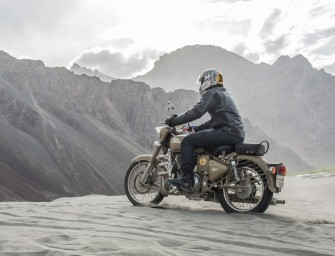Royal Enfield: Registrations opened for Himalayan Odyssey 2016!
