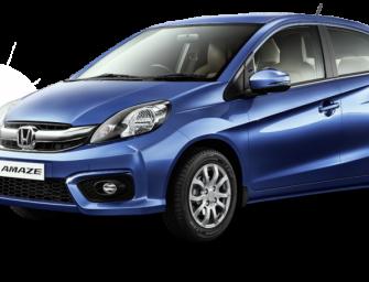 Honda Amaze: crosses the 2,00,000 sales milestone