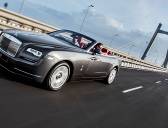 Rolls Royce Motor Cars launches the Dawn in India at Rs 6.25 crores