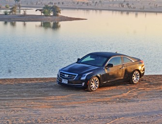 The Cadillac ATS Coupe could well be the most sensible GT ever; here's why