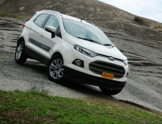 Driven: 2016 Ford EcoSport 1.5 TDCi