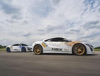 2017 Acura NSX: Supercar to make racing debut at 2016 Broadmoor Pikes Peak