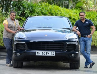 Porsche: Cayenne expedition to support women empowerment through mobility