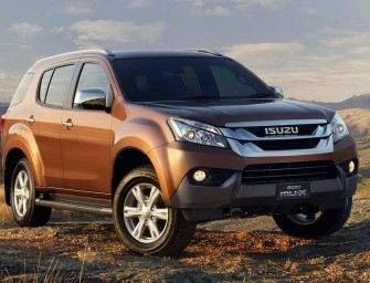In pictures: Isuzu MU-X SUV coming to India later this year; to rival Fortuner, Trailblazer and Endeavour