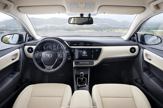 2017-Toyota-Corolla-Altis-Beige-Interior