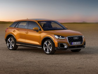 Audi Q2 coming soon to India; to be smallest SUV in carmaker's line-up