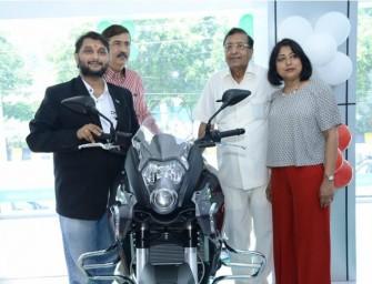DSK Benelli inaugurates new showroom in Jalandhar