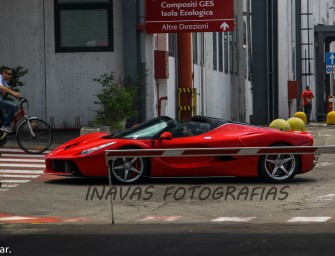 Spied: Open-top LaFerrari 'Aperta' spotted testing without camouflage