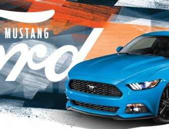 Ford launches Mustang in India at Rs 65 lakhs