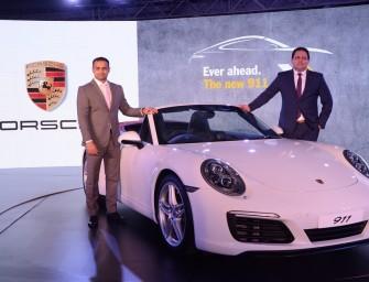 Porsche launches new 911 range in India