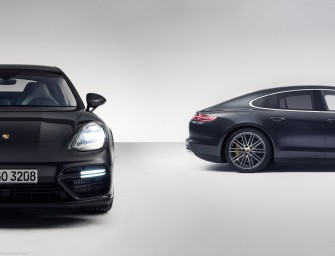 2017 Porsche Panamera: the perfect supercar to ferry your family in