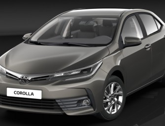2017 Toyota Corolla Altis revealed; will go on sale in India next year