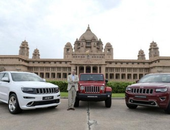 Jeep launches Wrangler, Grand Cherokee and SRT models in India