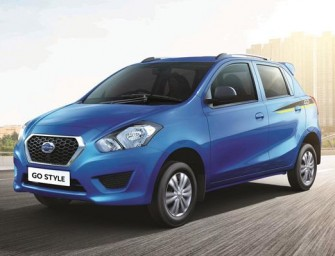 Datsun Go and Go+ Style editions launched