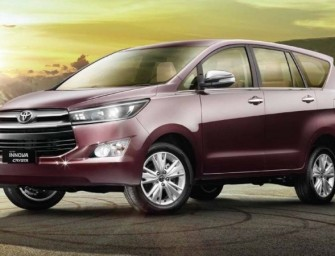 Toyota launches Innova Crysta petrol at Rs 13.72 lakh