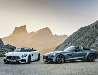 Mercedes-AMG GT and GTC Roadster unveiled