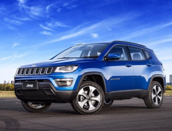 2017 Jeep Compass revealed; coming to India next year