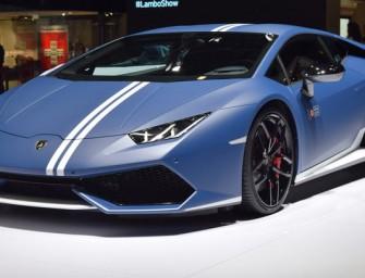 Lamborghini Huracán Avio LP610-4 launched in India at Rs 3.71 crore