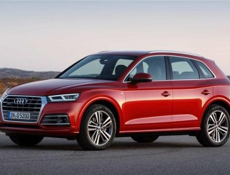 Audi's new Q5 is similar to the SUV it replaces, yet different in so many ways