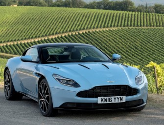 Aston Martin launches DB11 in India at Rs 4.27 crore