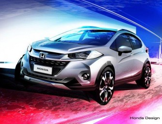 Honda WR-V ready for an early 2017 launch