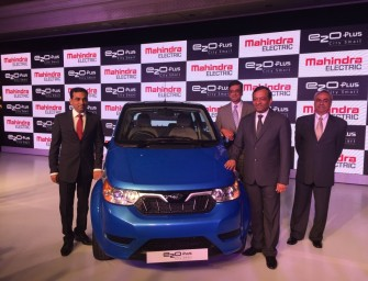 Mahindra e2o Plus launched at Rs 5.46 lakh