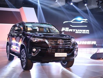 Toyota launches new Fortuner at Rs 25.92 lakh