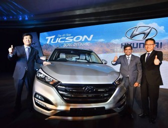 New Hyundai Tucson launched at Rs 18.99 lakh