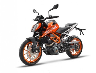 The hottest KTM 390 Duke is out, and how!