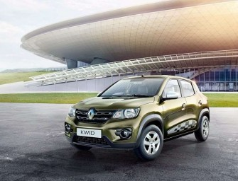 Renault Kwid 1.0 AMT launched at Rs 4.25 lakh