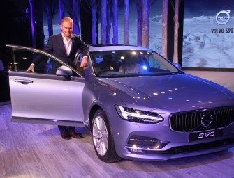 Volvo launches S90 at Rs 53.5 lakh