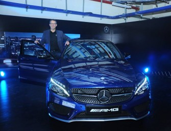 Mercedes-AMG launches C 43 at Rs 74.35 lakh