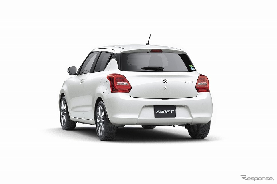 2017-suzuki-swift-rear-three-quarters