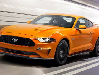 2018 Ford Mustang is more supercar than muscle car