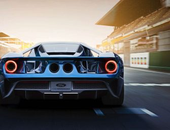 It's official: Ford's GT is a Ferrari and McLaren beater