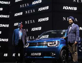 Maruti Suzuki Ignis launched at Rs 4.59 lakh