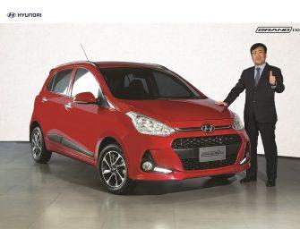 Hyundai Grand i10 facelift launched at Rs 4.58 lakh