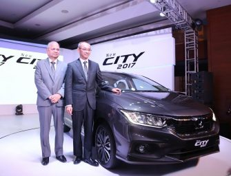 New Honda City facelift launched at Rs 8.49 lakh