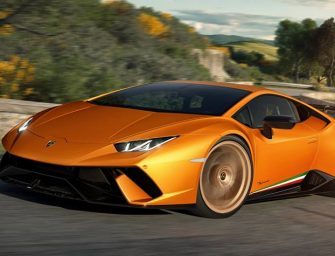 Lamborghini reveals Huracán Performante; Nürburgring's new star