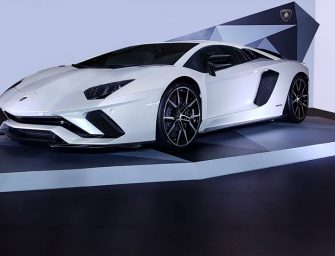 Lamborghini Aventador S launched at Rs 5.01 crore