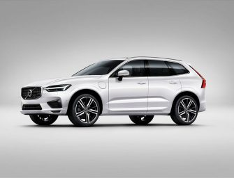 Volvo's all-new XC60 is a baby XC90