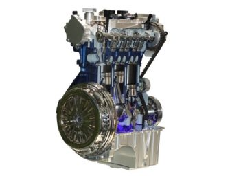 Ford 1.0-Litre EcoBoost Wins International Engine of the Year for the 6th Year