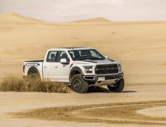 Meet the Beast – See Five Reasons Why the F-150 Raptor is Awesome