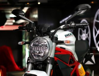 Ducati strengthens India footprint with the Monster 797 & Multistrada 950 launch
