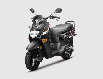 Honda launches Cliq scooter at Rs 42,500