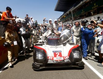 19th overall win for Porsche at Le Mans