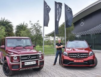 Mercedes-AMG G63 'Edition 463' and the Mercedes-AMG GLS 63 launched in India